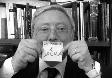 RETE #NOBAVAGLIO / La parola è sacra:  Quello che Crimi vuole ma non dice…