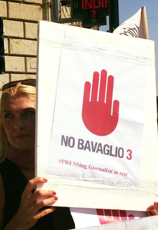 #NOBAVAGLIO/ PERCHE' ADERIRE A #Latina #NOBAVAGLIO – liberi di essere informati #LiberidalleMafie