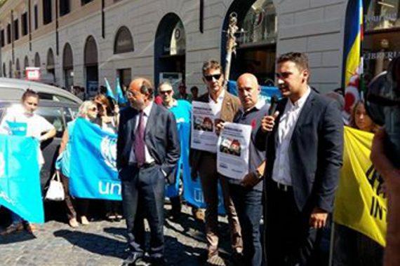 #NOBAVAGLIO/ IL VIDEO – Dare voce alla pace: stop bombe in Syria di ROBERTA SPINELLI by Ck12.it