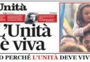 #NOBAVAGLIO – VOGLIONO UCCIDERE L'UNITA'. NON PERMETTIAMOLO!