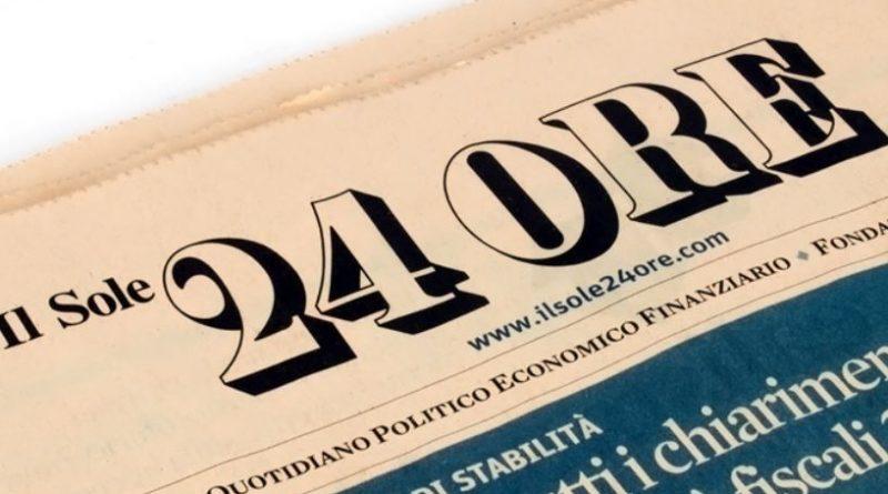 #NOBAVAGLIO / Sole 24 Ore, continua lo sciopero dei giornalisti. Il direttore si autosospende ma non lascia
