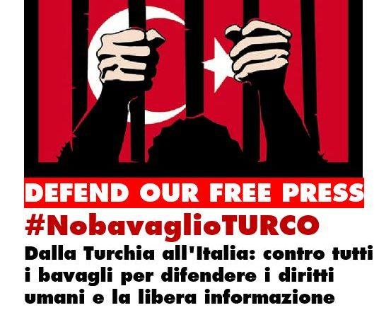 #NOBAVAGLIO/ 2 maggio, giornata mondiale della libertà di stampa