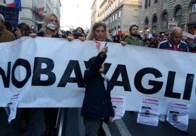 #NOBAVAGLIO/🗣#MaiPiuGiornalistiINVISIBILI : il 24 maggio ore 9.30 TUTTI IN PIAZZA MONTECITORIO