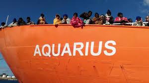 #NOBAVAGLIO /  Primavera Africana – Lettera di una crocerista dell'Aquarius a Salvini