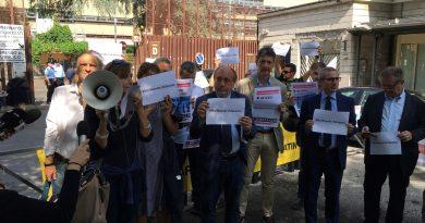 """#NOBAVAGLIO/ #NoiNonArchiviamo: """"Continuare a cercare la verità per Ilaria e Miran"""""""