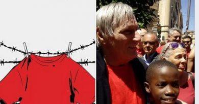 #NOBAVAGLIO / Al fianco dei giornalisti sotto attacco per le magliette rosse