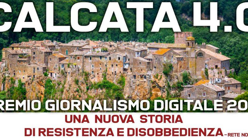 Calcata 4.0, Premio Giornalismo Digitale: sabato 4 e domenica 5 maggio