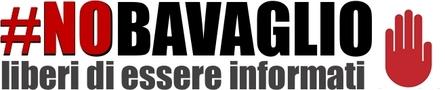 RETE #NOBAVAGLIO / PRESSing Liberi di essere informati
