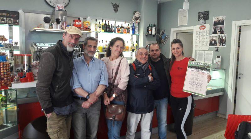 Romanina, la giornata della legalità. E a Roxana del Roxy Bar il Premio Calcata 4.0