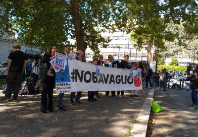 🗣#NoiNonArchiviamo, Rete Nobavaglio: giustizia e verità per #IlariaAlpi e #MiranHrovatin