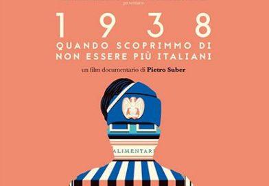 A Roma, '1938 – Quando scoprimmo di non essere più italiani', proiezione-dibattito domenica 12 Gennaio con Suber, Volpe Rinopaoli, Zizola e Picozza a Casetta Rossa