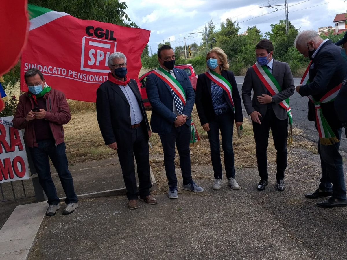 Riano, Anpi, Spi, RnB insieme ai sindaci della Flaminia e della Tiberina per ricordare Matteotti simbolo della lotta alle ingiustizie e della libertà