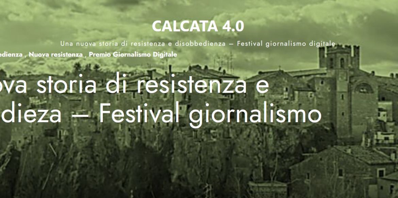 CALCATA 4.0 / FESTIVAL GIORNALISMO DIGITALE