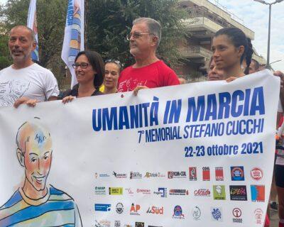 In marcia per i diritti, in marcia con il 7° Memorial Stefano Cucchi